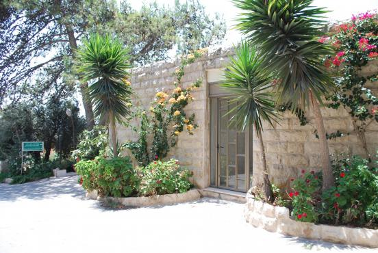 The Lutheran World Federation Guesthouse | Jerusalem